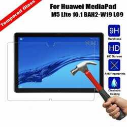 "Protector cristal tempaldo para Huawei MediaPad M5 Lite 10.1"""