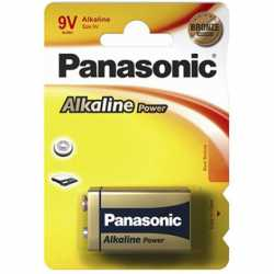 PILA ALKALINA PANASONIC BRONZE LR-03 (BLISTER 4 UNIDADES)